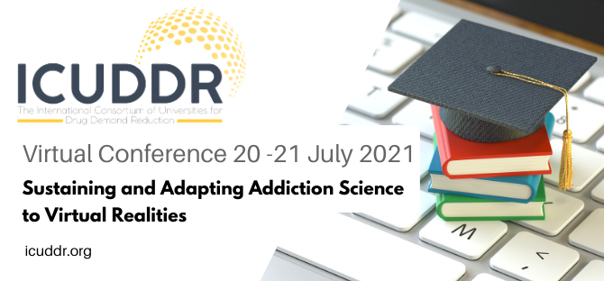 ICUDDR Virtual Conference 20-21 July 2021
